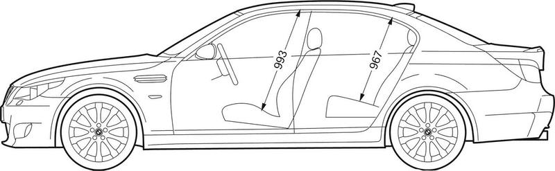 how to draw your own car from the side