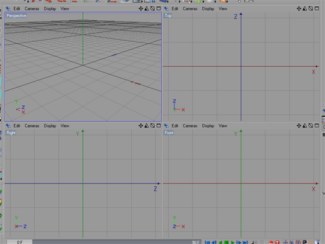 The blueprints tutorials setting up blueprints in cinema 4d malvernweather Choice Image