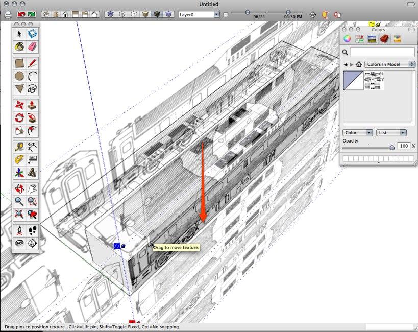 Google sketchup blueprints download