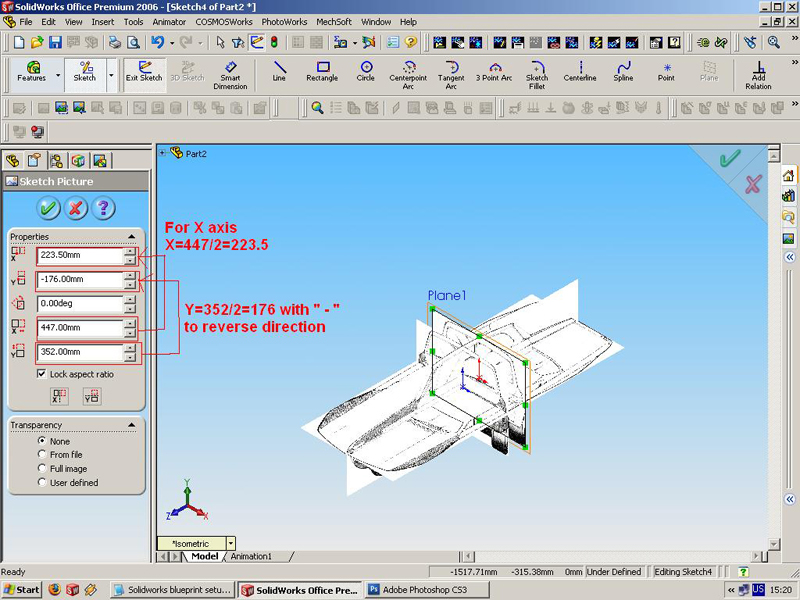 Tutorials click ok and exit sketch so that is you can rotate or change views to see the final results i hope than this blueprints setup tutorial will help you malvernweather Images