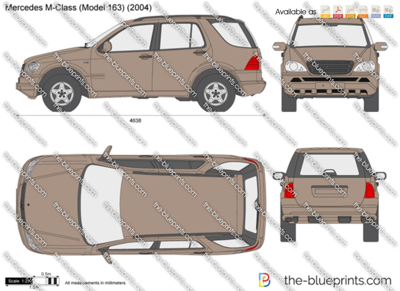 2004 mercedes ml320 2004 mercedes benz m class information and - Mercedes Benz M Class W163