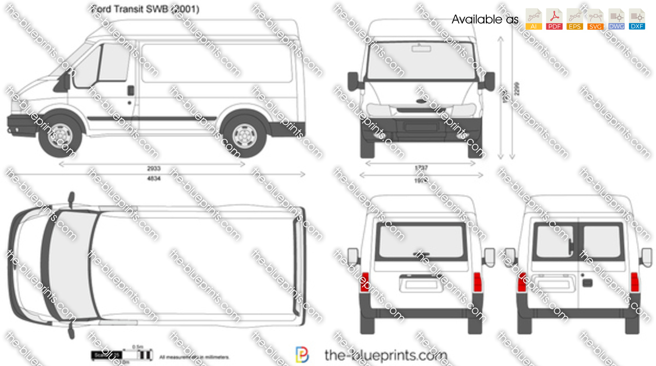 Ford transit swb