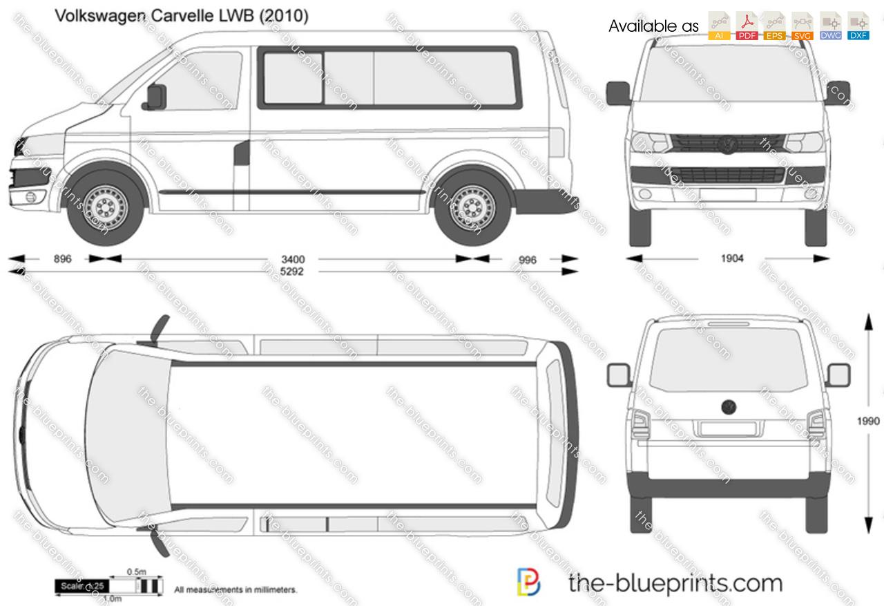 Volkswagen Caravelle Lwb