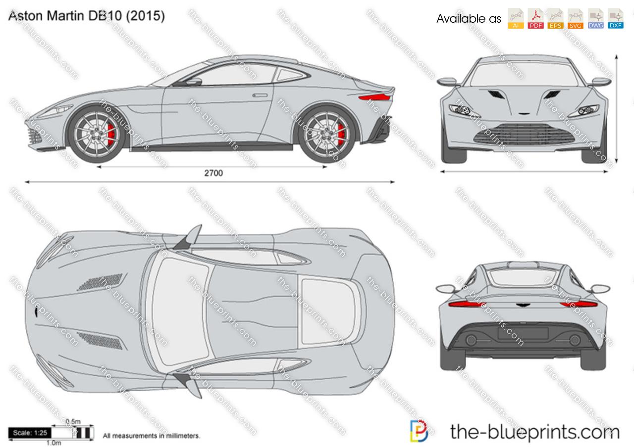 Aston Martin DB10 Aston Martin DB10 2015 ...