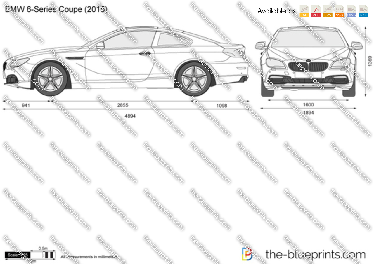 BMW 6 Series Coupe F13