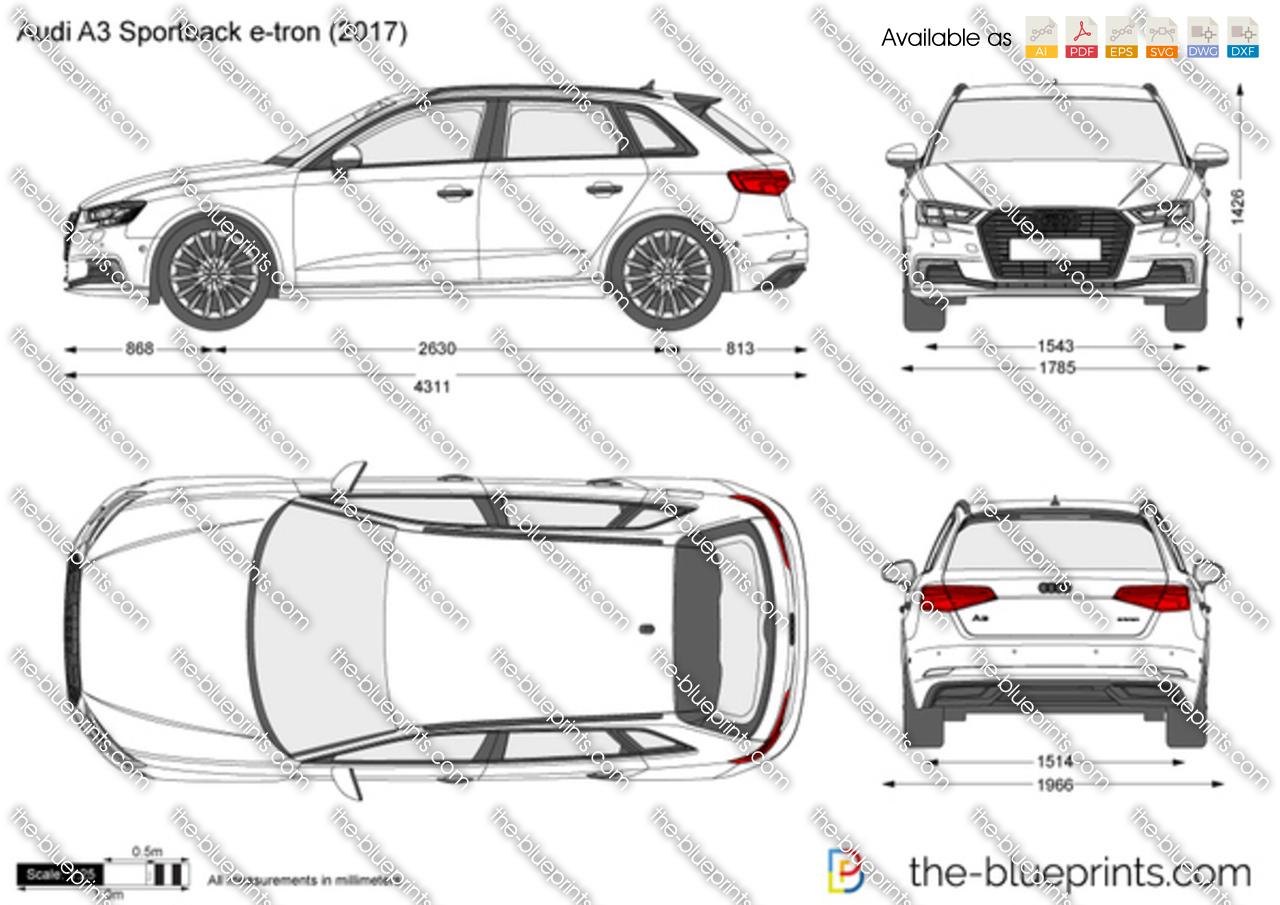Audi A3 Sportback E