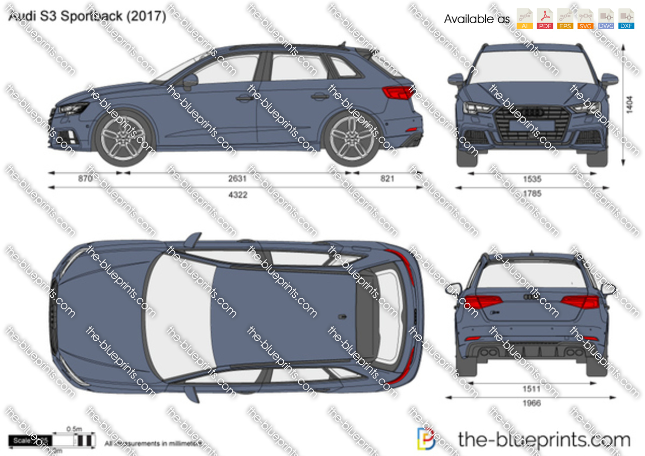 Audi S Sportback on Ford Ranger Blueprint