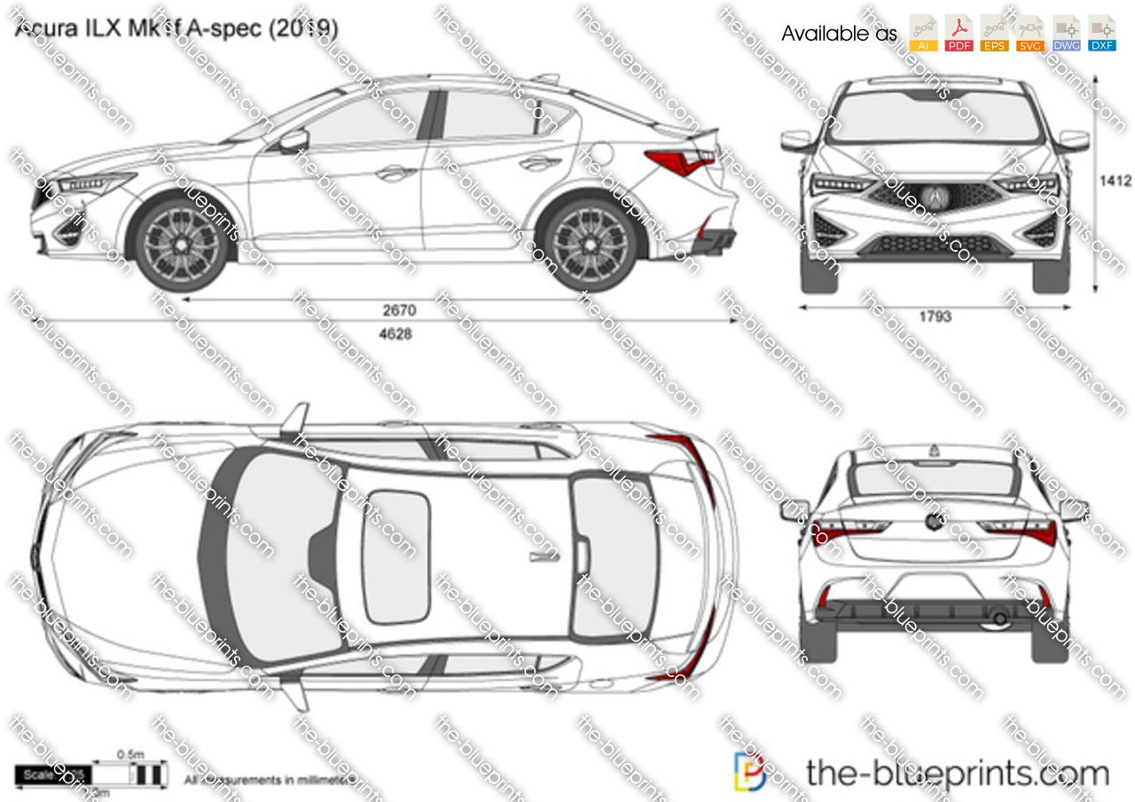 Acura ILX Mk1f A-spec