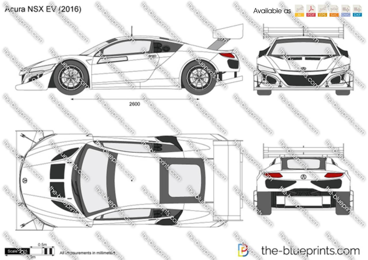 Acura NSX EV