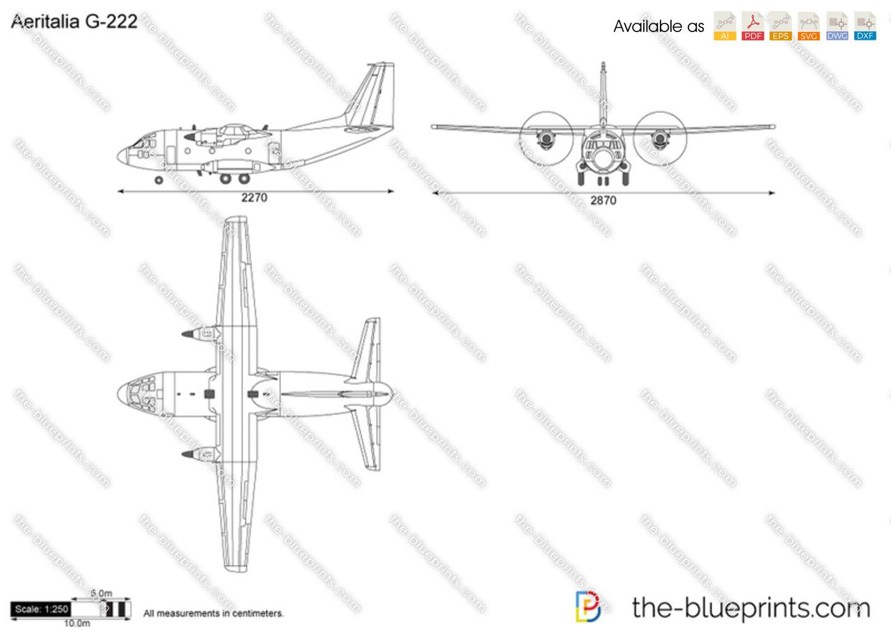 Aeritalia G-222