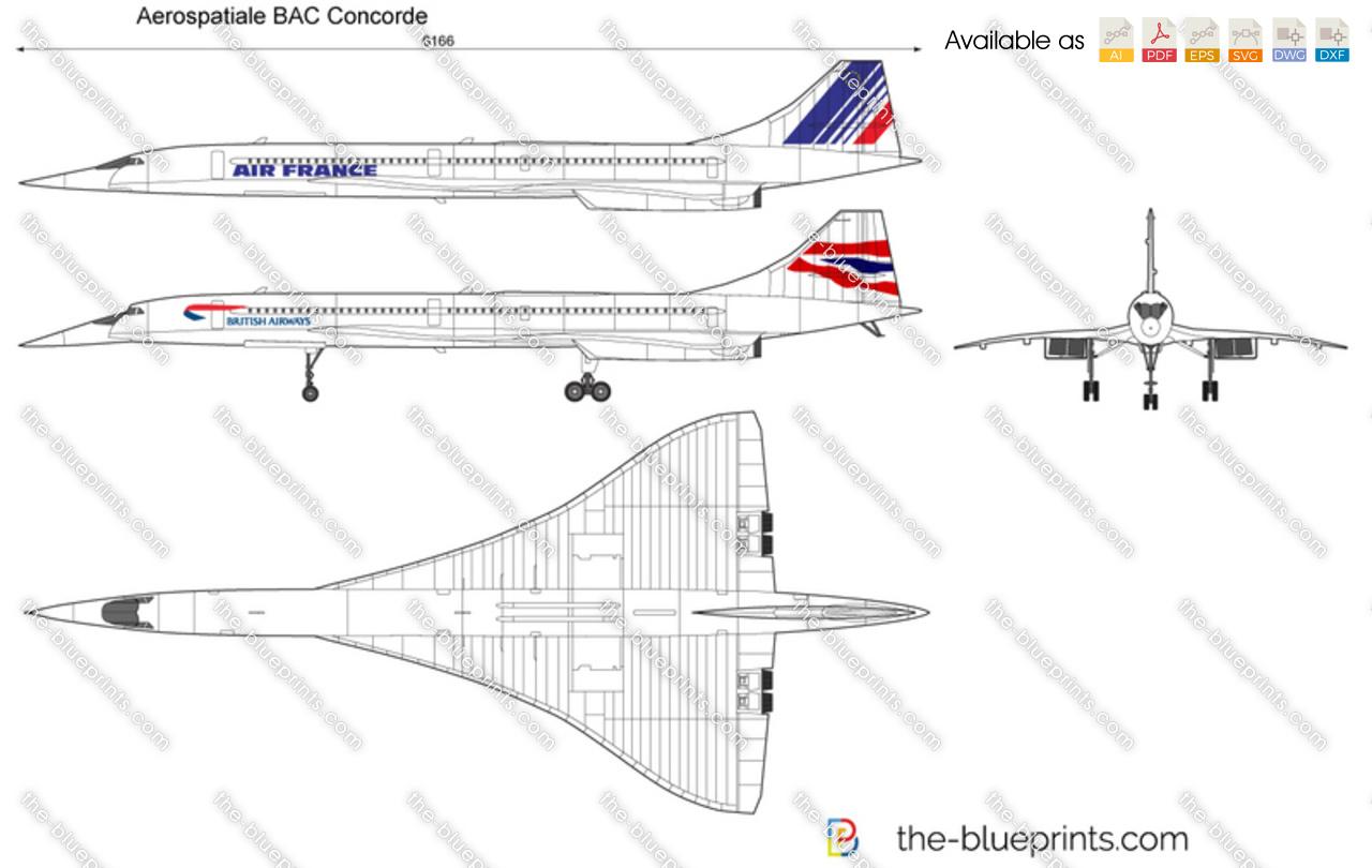 Aerospatiale BAC Concorde