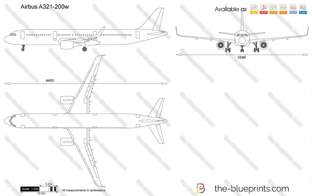 Airbus A321-200w