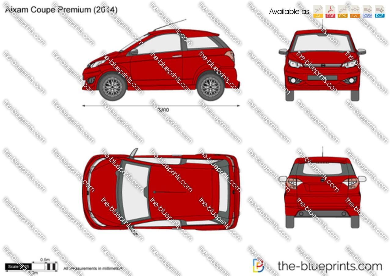 Aixam Coupe Premium 2017