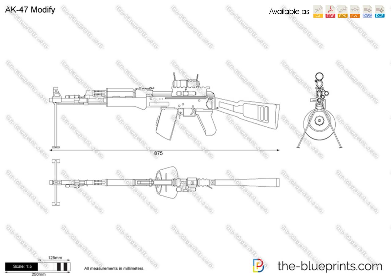 AK-47 Modify