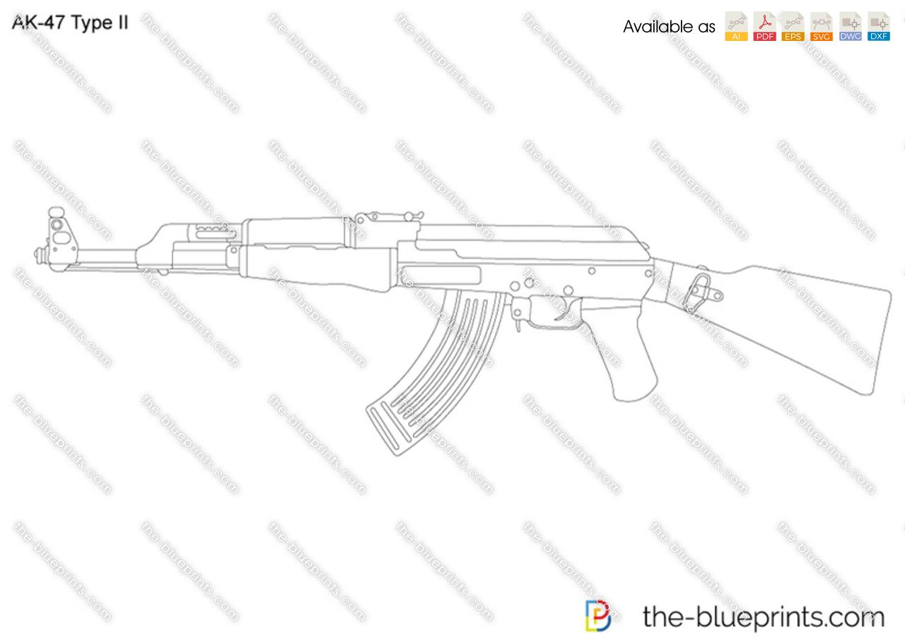 AK-47 Type II