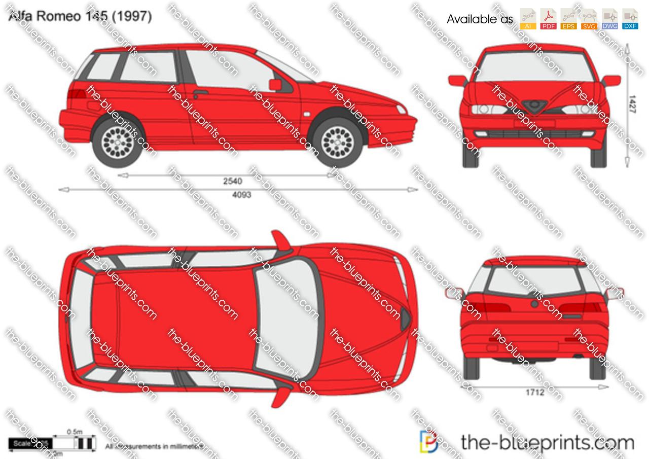 Alfa Romeo 145 1995