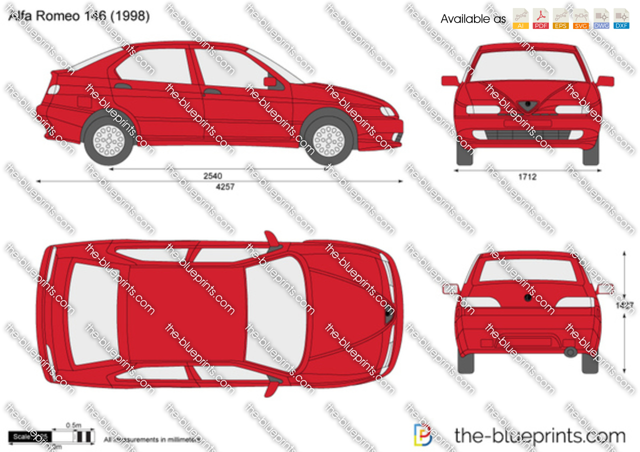 Alfa Romeo 146 1994