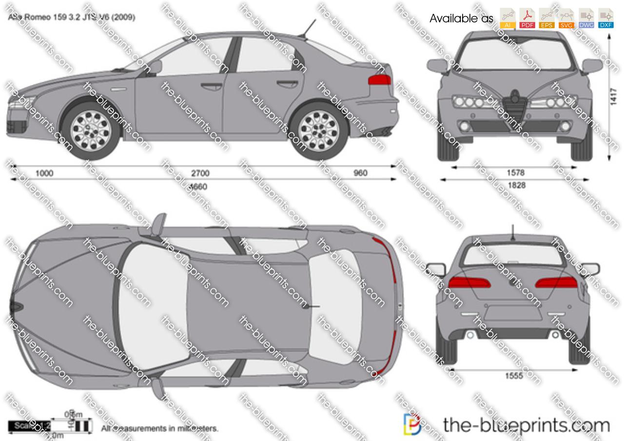 Alfa Romeo 159 3.2 JTS V6 2008