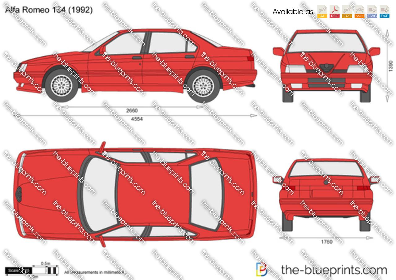 Alfa Romeo 164 1988