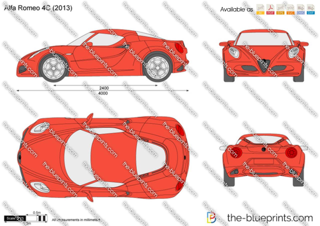 Alfa Romeo 4C 2016