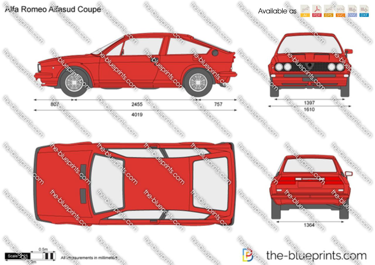Alfa Romeo Alfasud Coupe Sprint 1980