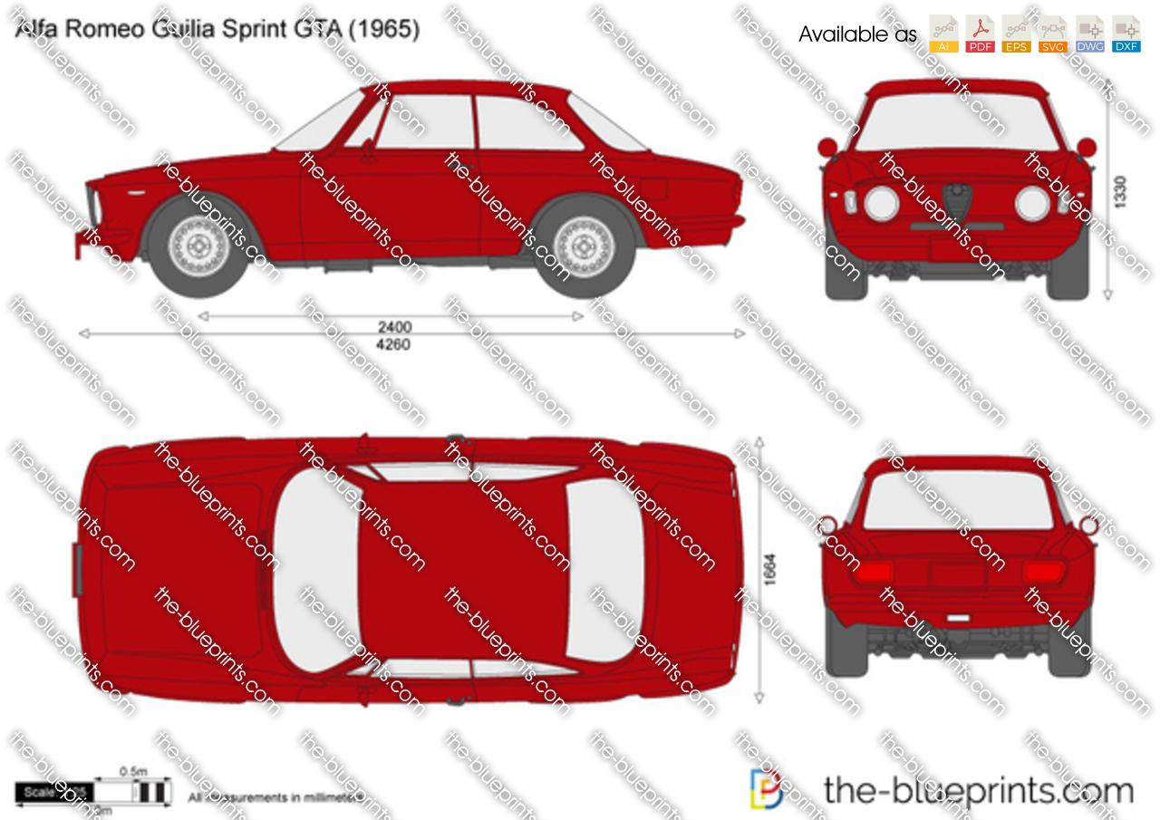 Alfa Romeo Giulia Sprint GTA 1966