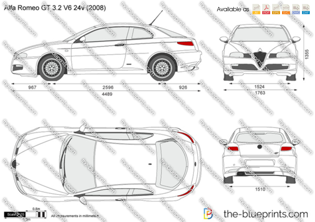 Alfa Romeo GT 3.2 V6 24v 2006