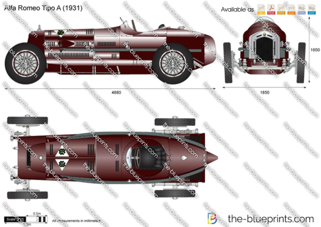 Alfa Romeo Tipo A