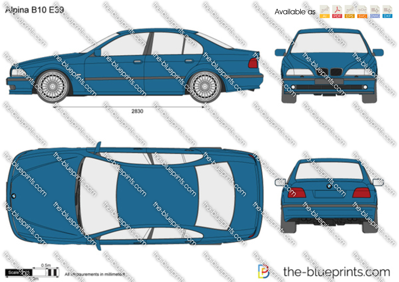 Alpina B10 E39