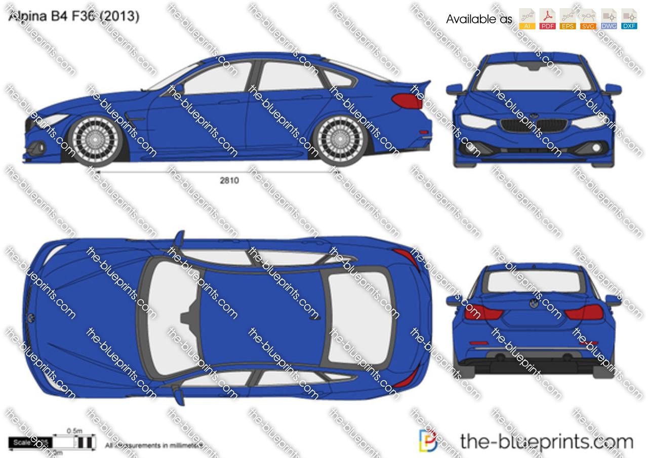 Alpina B4 F36