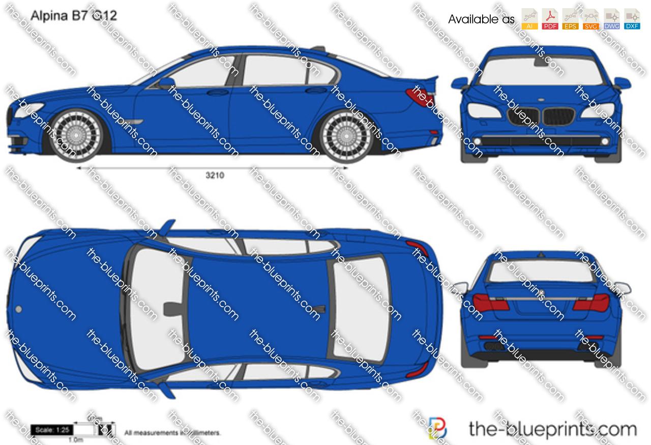 Alpina B7 G12