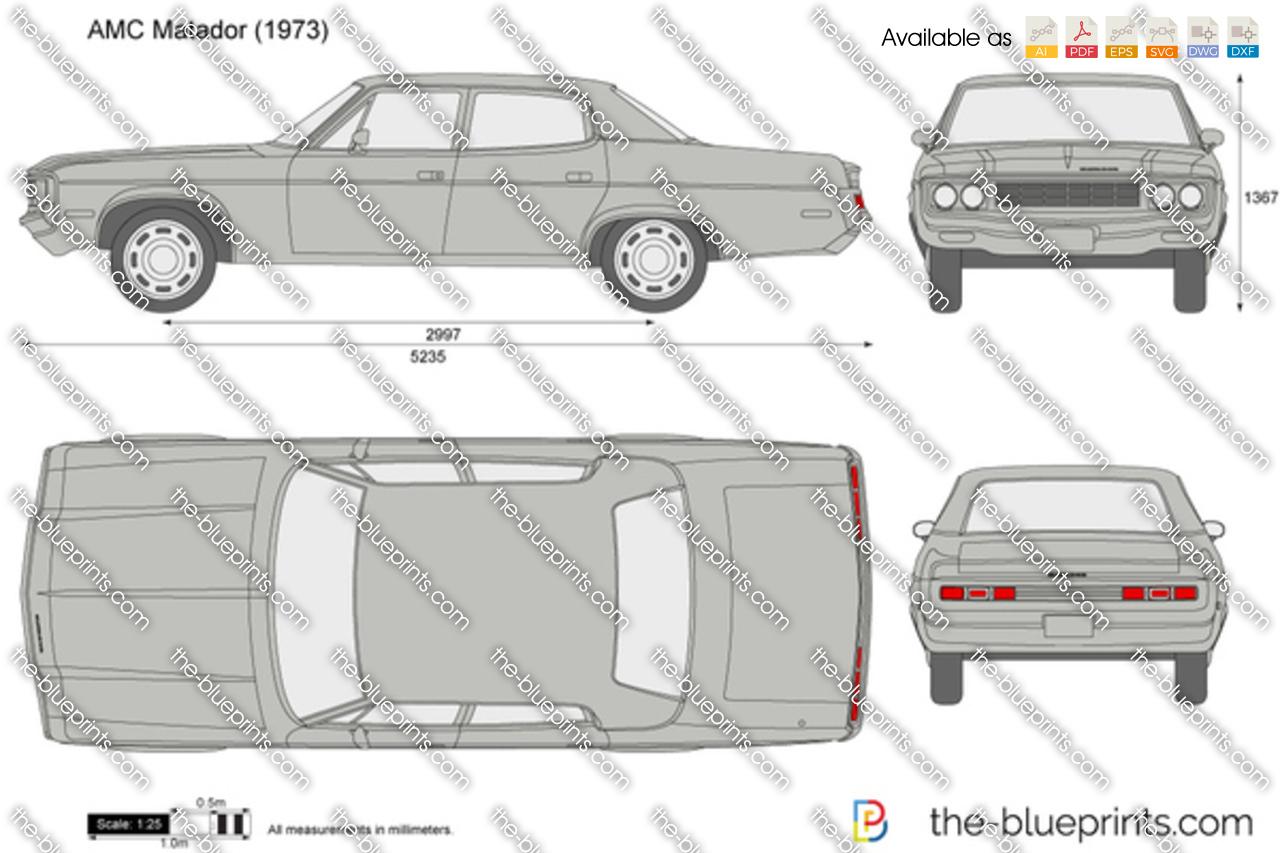 AMC Matador 1975