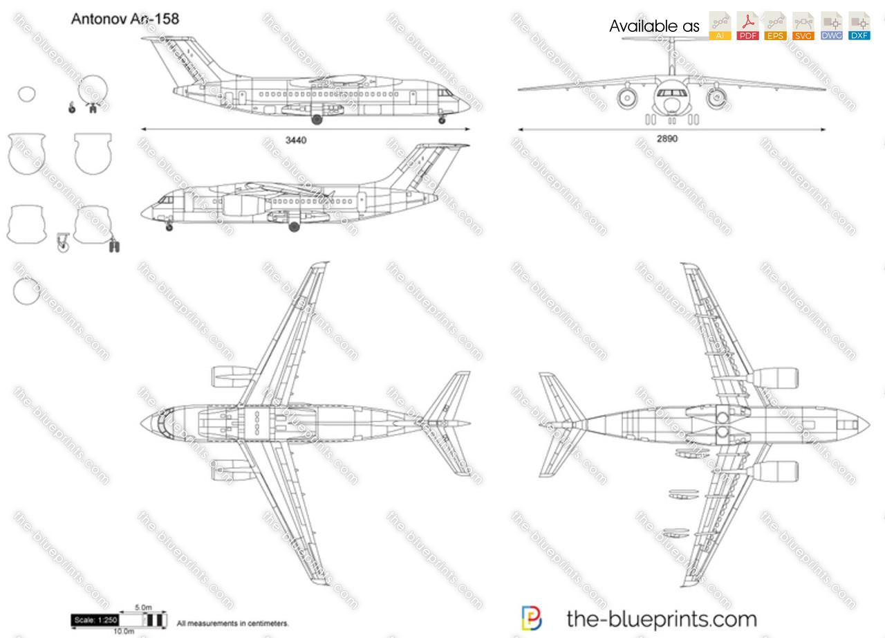 Antonov An-158