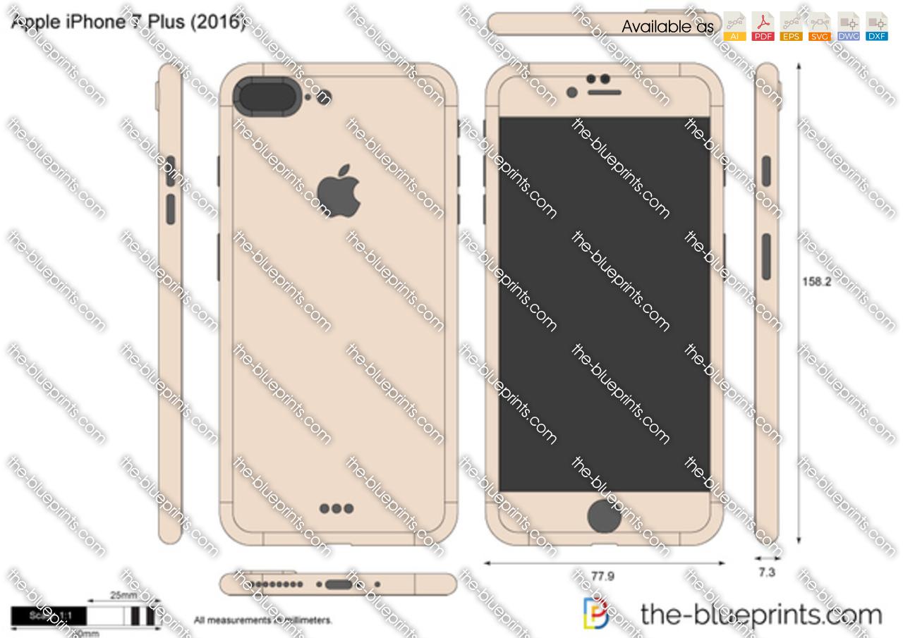 Apple iPhone 7 Plus 2017