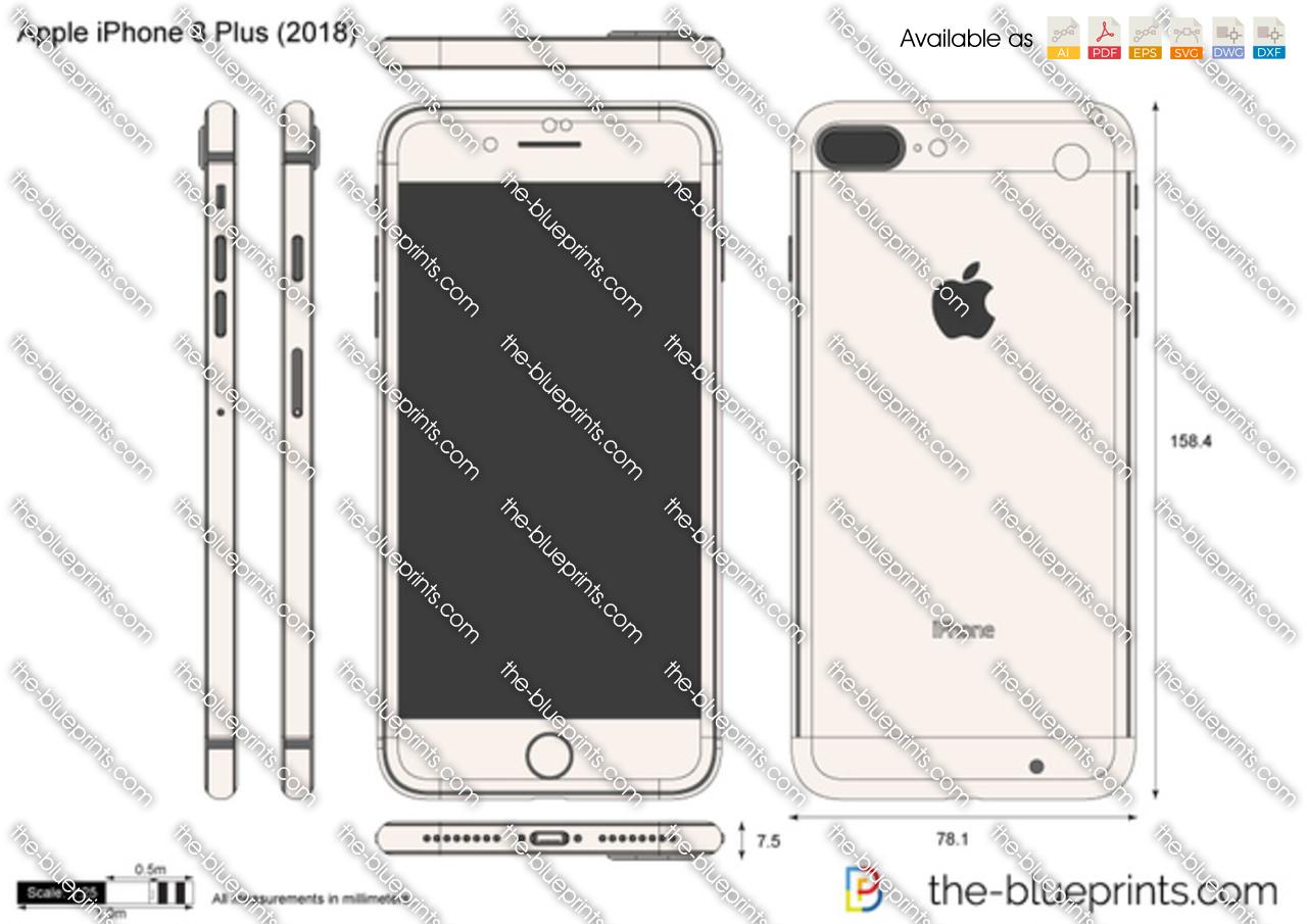 Apple iPhone 8 Plus 2018