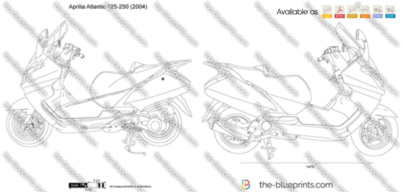 Aprilia Atlantic 125-250