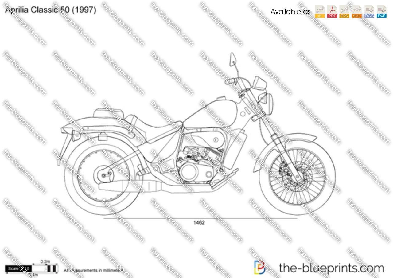 Aprilia Classic 50