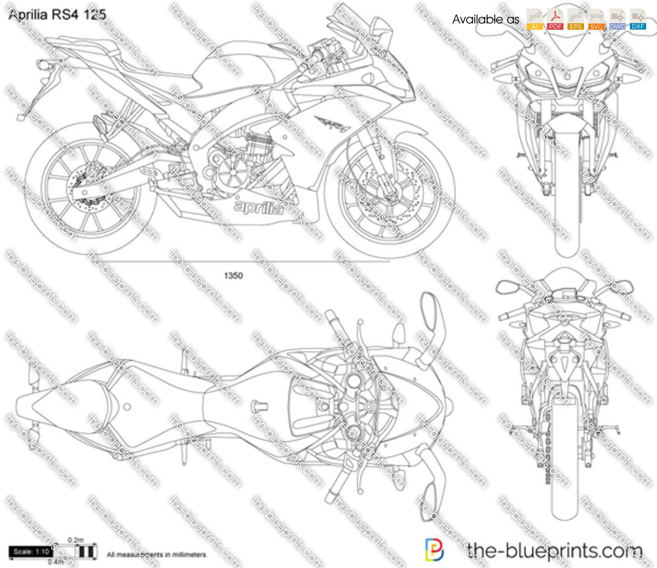 Aprilia RS4 125