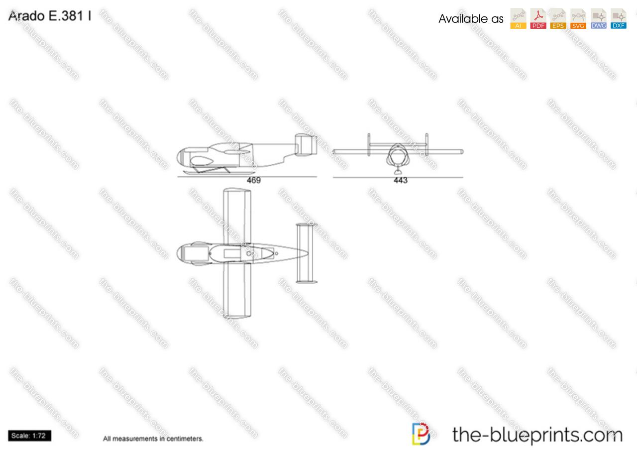 Arado E.381 I