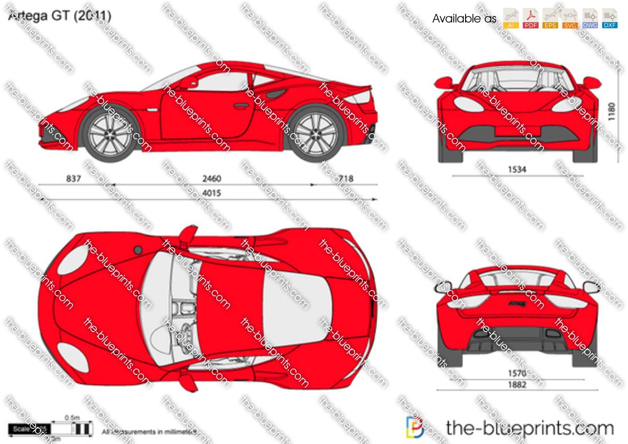 Artega GT 2014