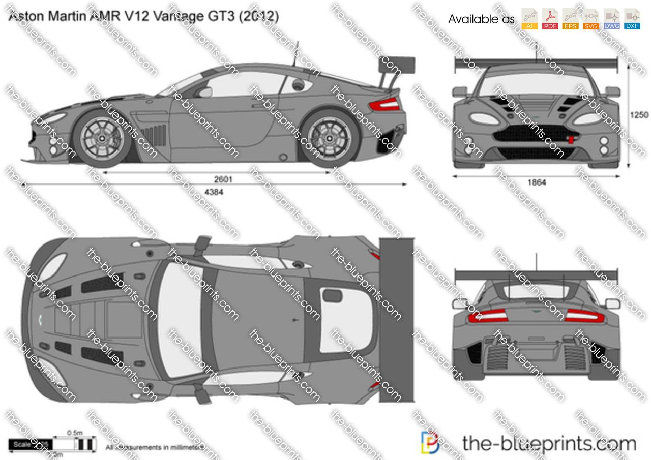 Aston Martin AMR V12 Vantage GT3