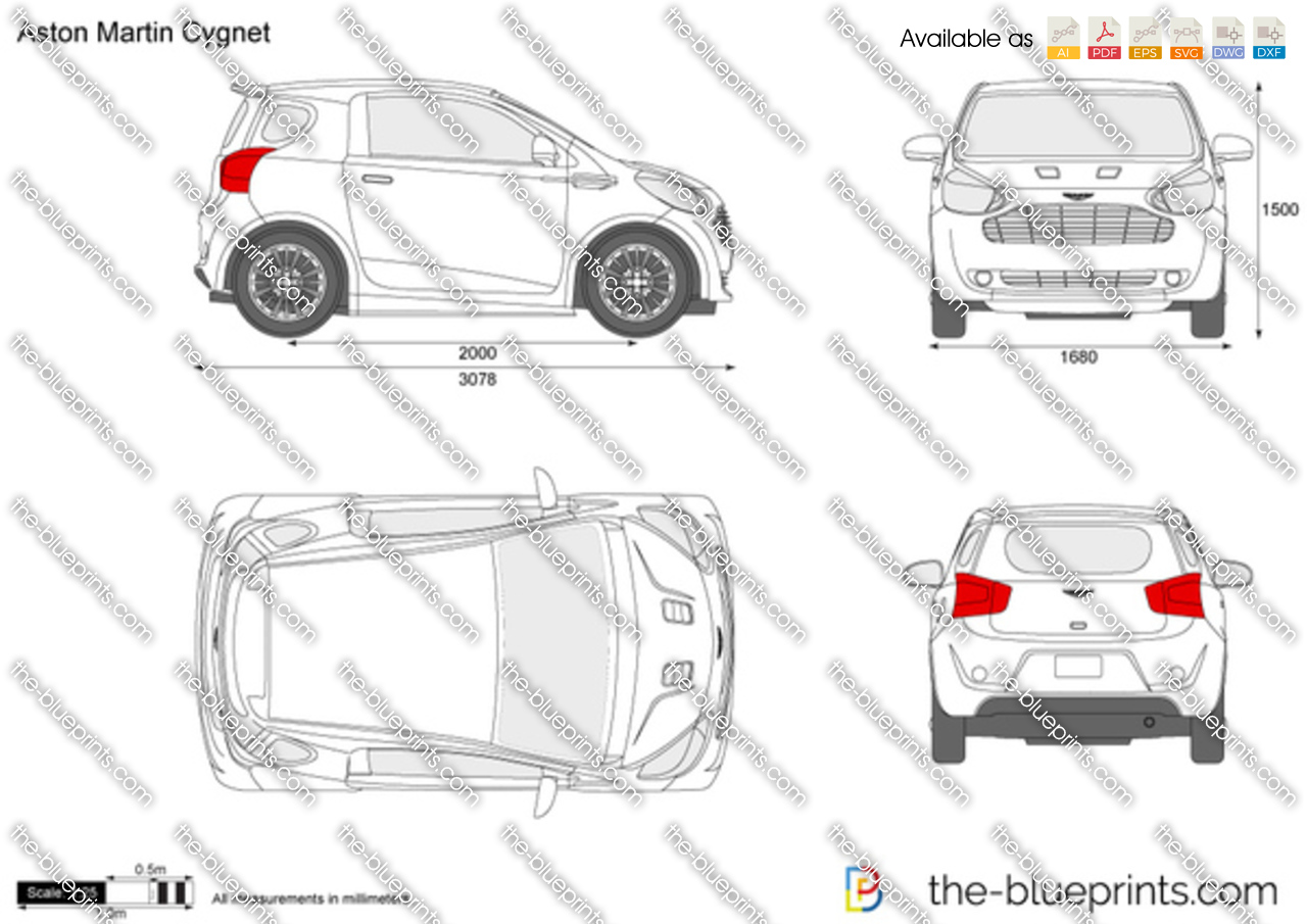 Aston Martin Cygnet 2015