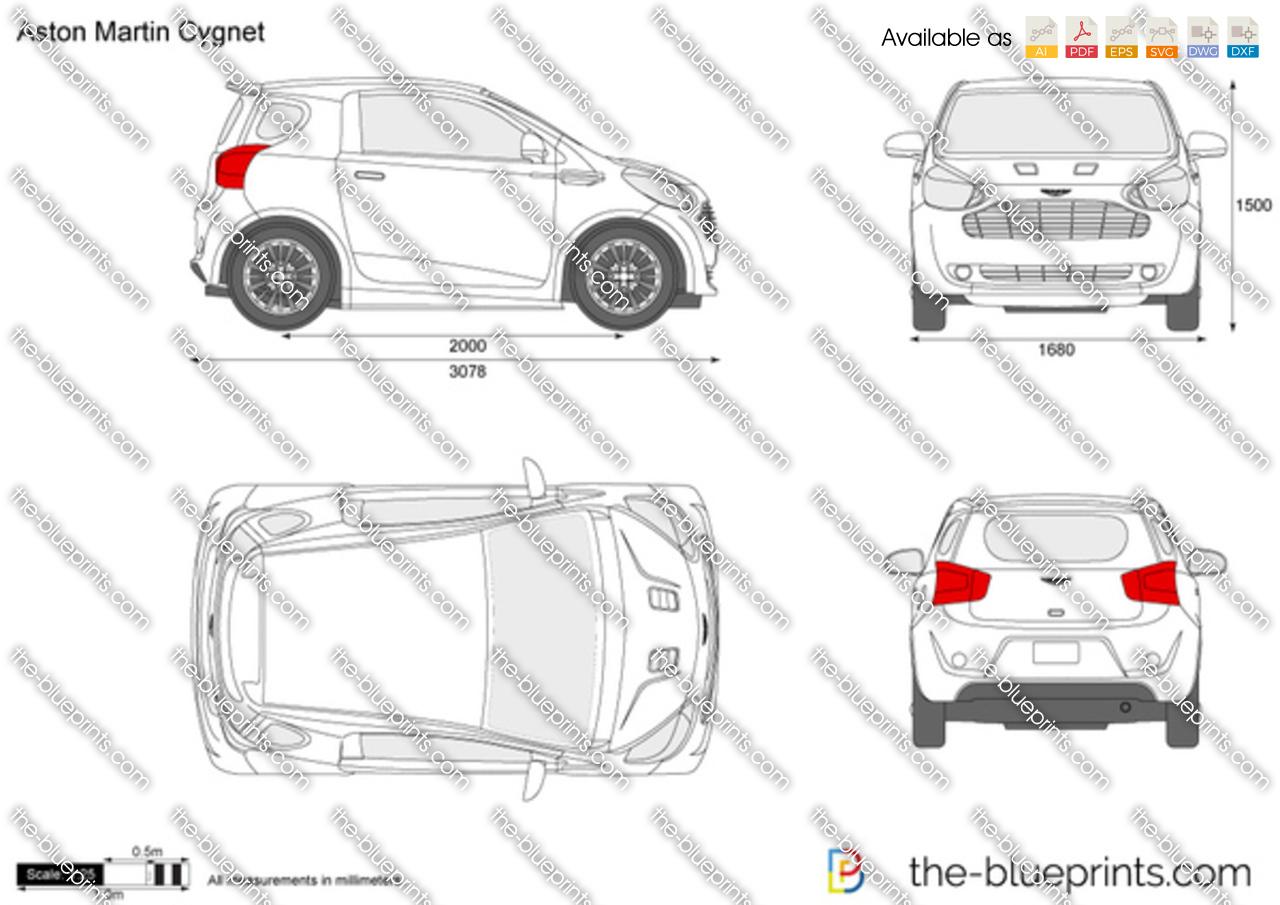 Aston Martin Cygnet 2016