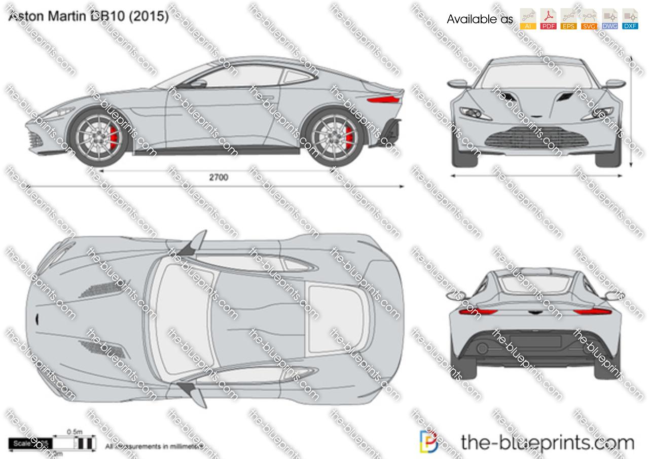 Aston Martin DB10 2016