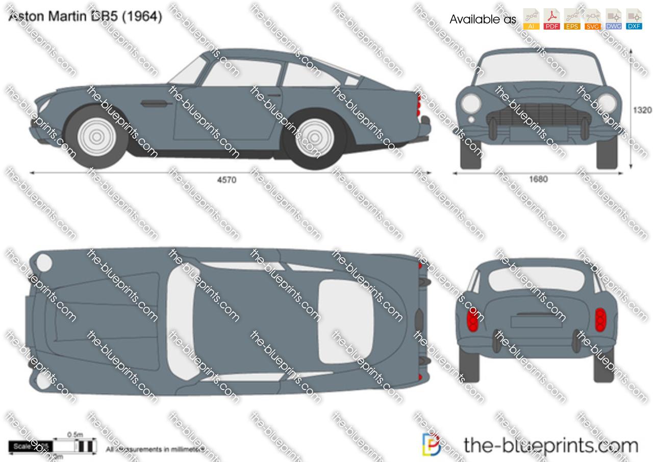 Aston Martin DB5 1963