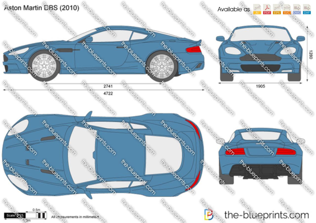 Aston Martin DBS V12 2007