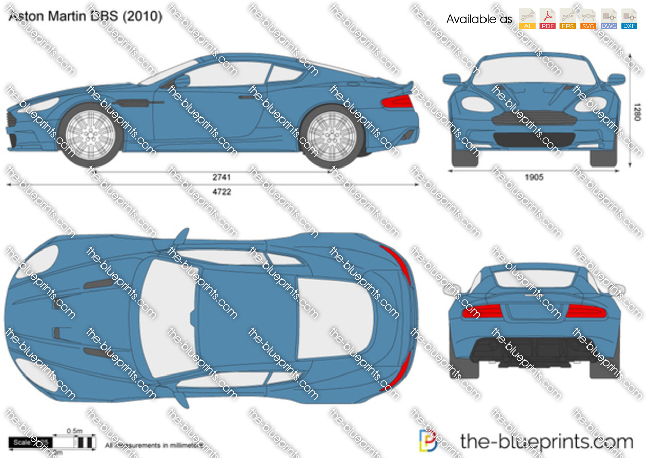 Aston Martin DBS V12 2008