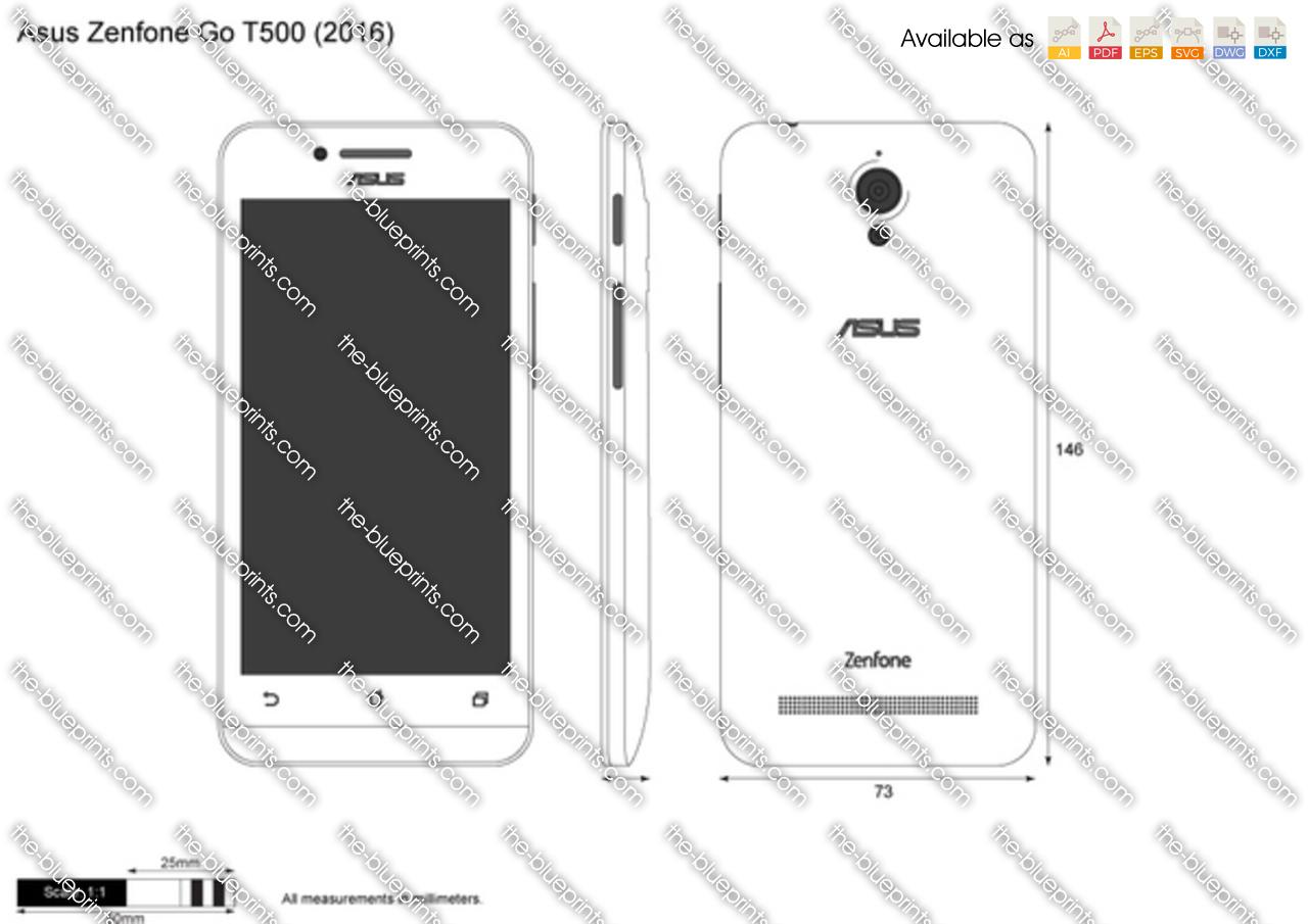 Asus Zenfone Go T500 2017