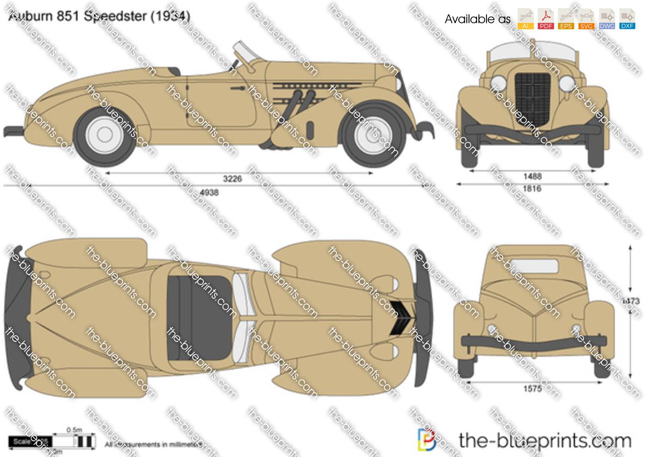 Auburn 851 Speedster