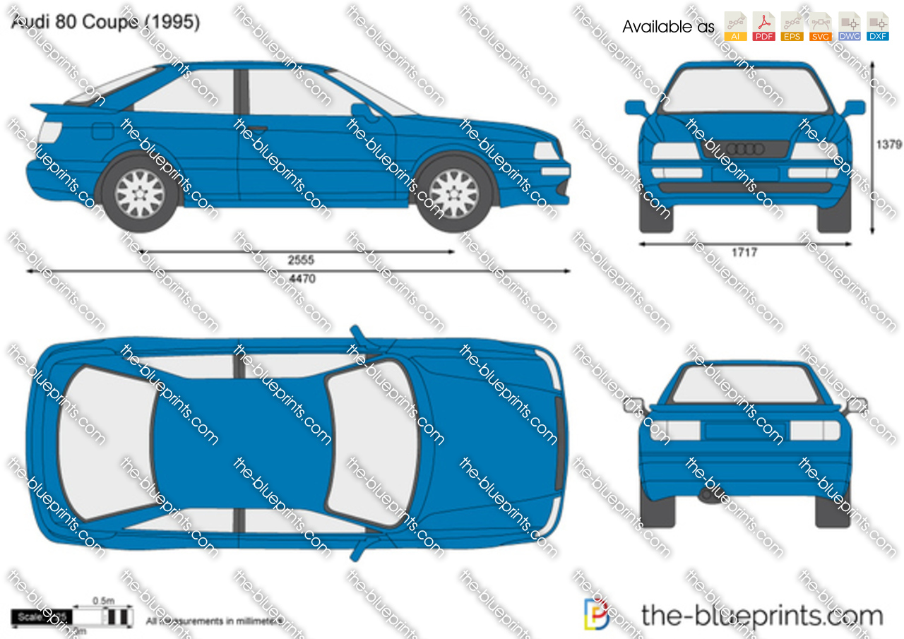 Audi 80 Coupe 1990